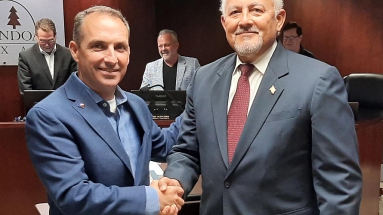 Mayor 'elated' over election