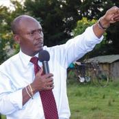 Kabogo Reacts to Raila, Moi and Muhoho's Meeting