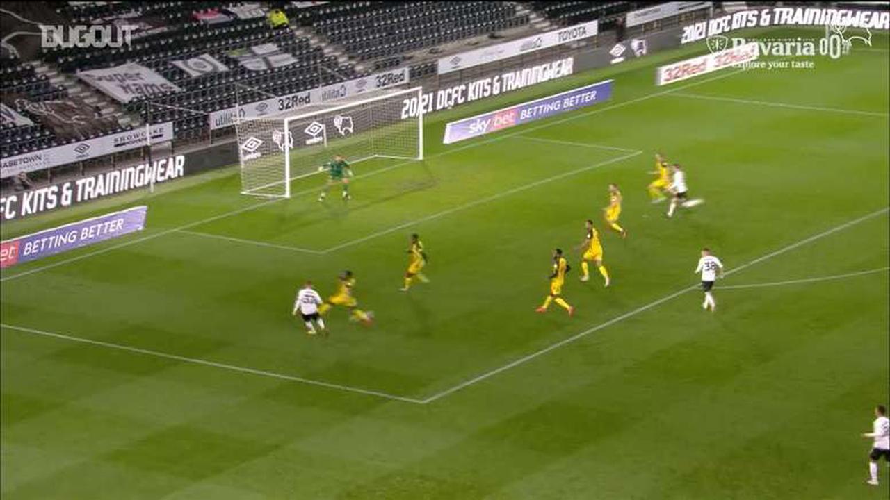 VIDEO: Joao Pedro stunner gives Watford victory at Derby