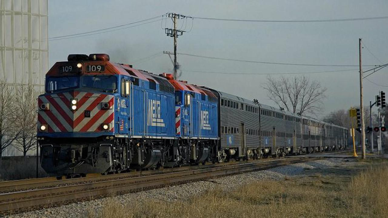 Metra offers free rides on New Year's Eve