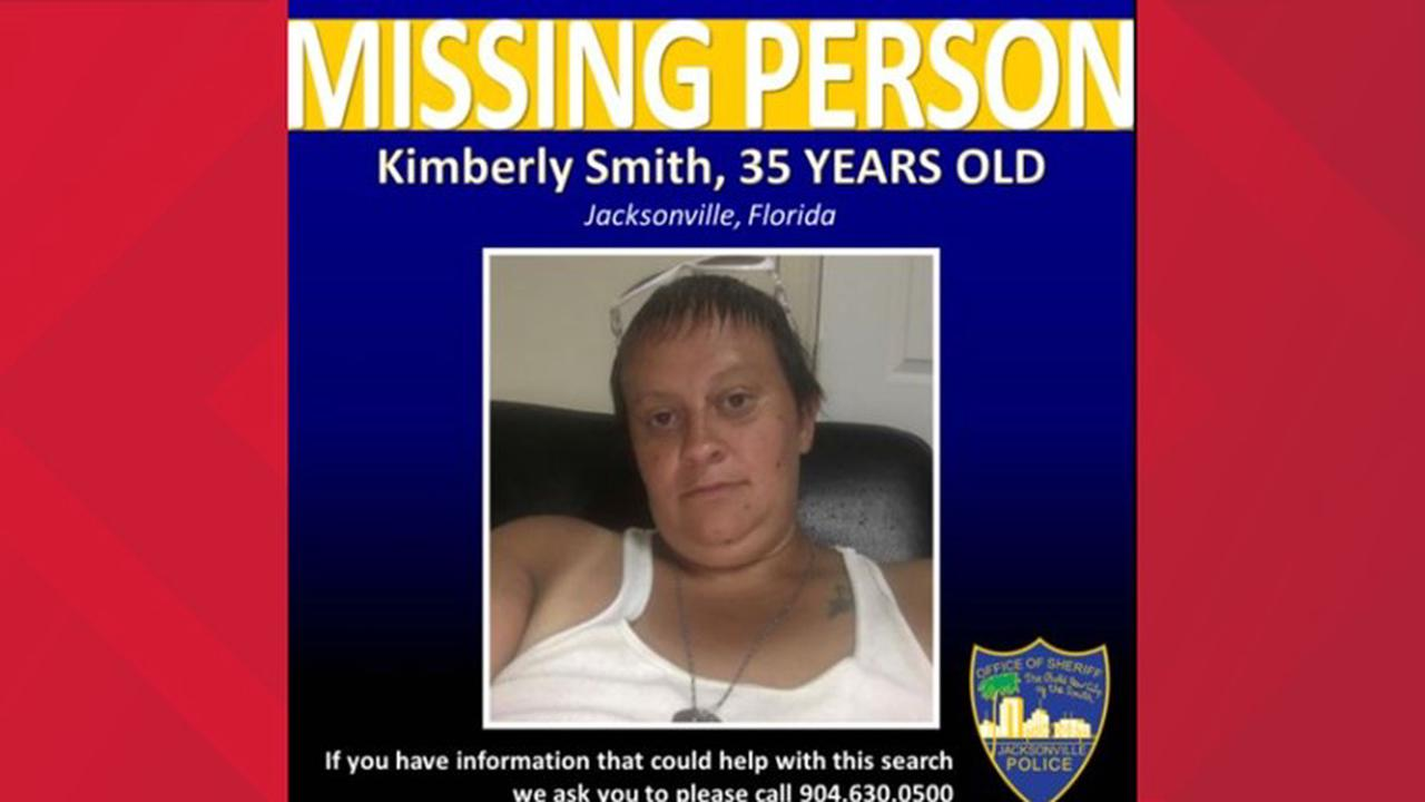 JSO still searching for missing 35-year-old homeless woman last seen in August