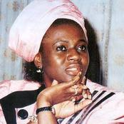 Meet the Wife of Ibrahim Badamasi Babangida who Died from Complications of Ovarian Cancer (PHOTOS)