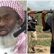 After 300 Female Students Were Abducted, See What Sheikh Ahmad Gumi Said