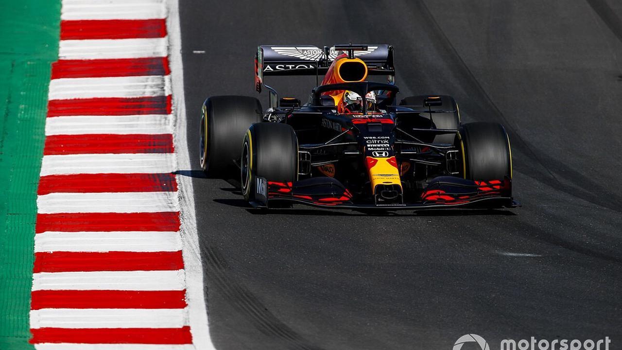 Grip levels left Verstappen 'confused' in qualifying