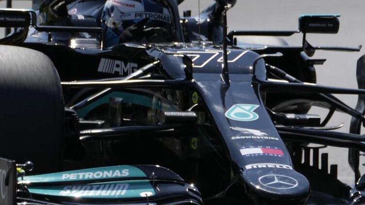 Sport Erneuter Auftaktcrash:Bottas räumt mehrere Autos ab