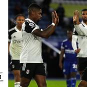 EPL: What Ademola Lookman Said After Scoring In Fulham's 2-1 Win Over Leicester