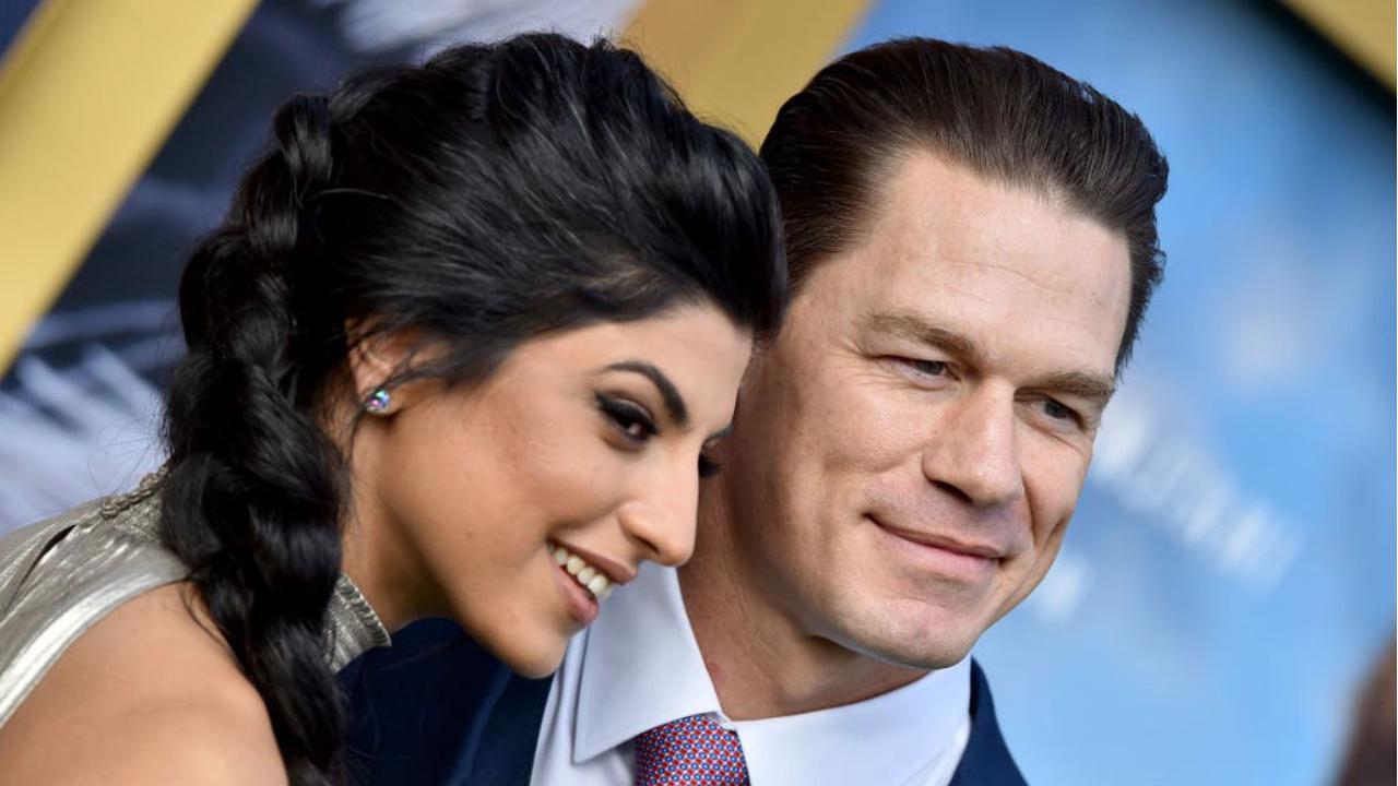 Pro wrestler John Cena marries Shay Shariatzadeh in private Florida ceremony