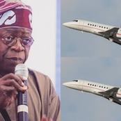 Bola Tinubu Has Reportedly Left Nigeria In His Private Jet Amidst #EndSARS Saga