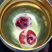 The day the communion in Catholic Church turned into body and blood of Jesus Christ.
