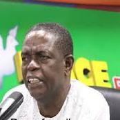 There are serious grievances in the NPP too - Kwesi Pratt Jnr