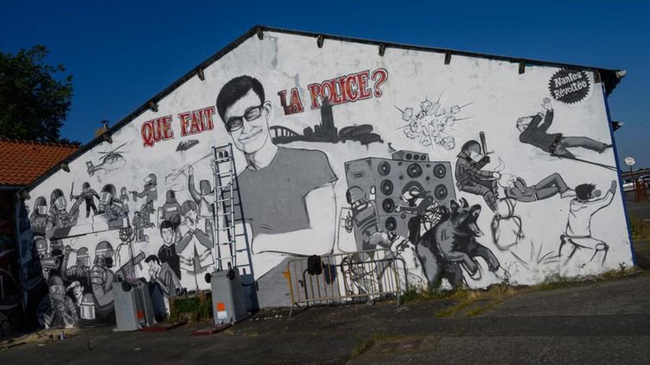 Mort de Steve Maia Caniço : le jeune homme est tombé dans la Loire au moment de l'intervention policière, annonce le parquet