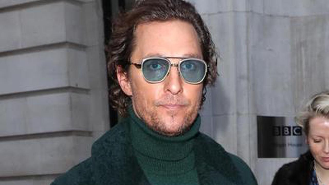Matthew McConaughey considered quitting acting to be a wildlife guide