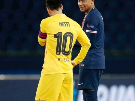 Kylian Mbappe on the verge of dominating world football like Lionel Messi