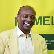 Motsepe in the Driving Seat with 40 Votes out of 54