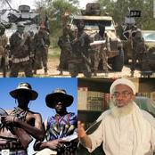 Headlines Today: Boko Haram suspects sue FG, Bandits attack Military Base, Gumi insist on Amnesty