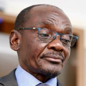 Zimbabwe's vice president Kembo Mohadi, resigns after being involved in S_x scandal. (See Statement)