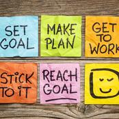 Here's how to set goals for yourself : opinion