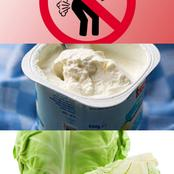 Foods that make you fart excessively, Avoid these 5 foods