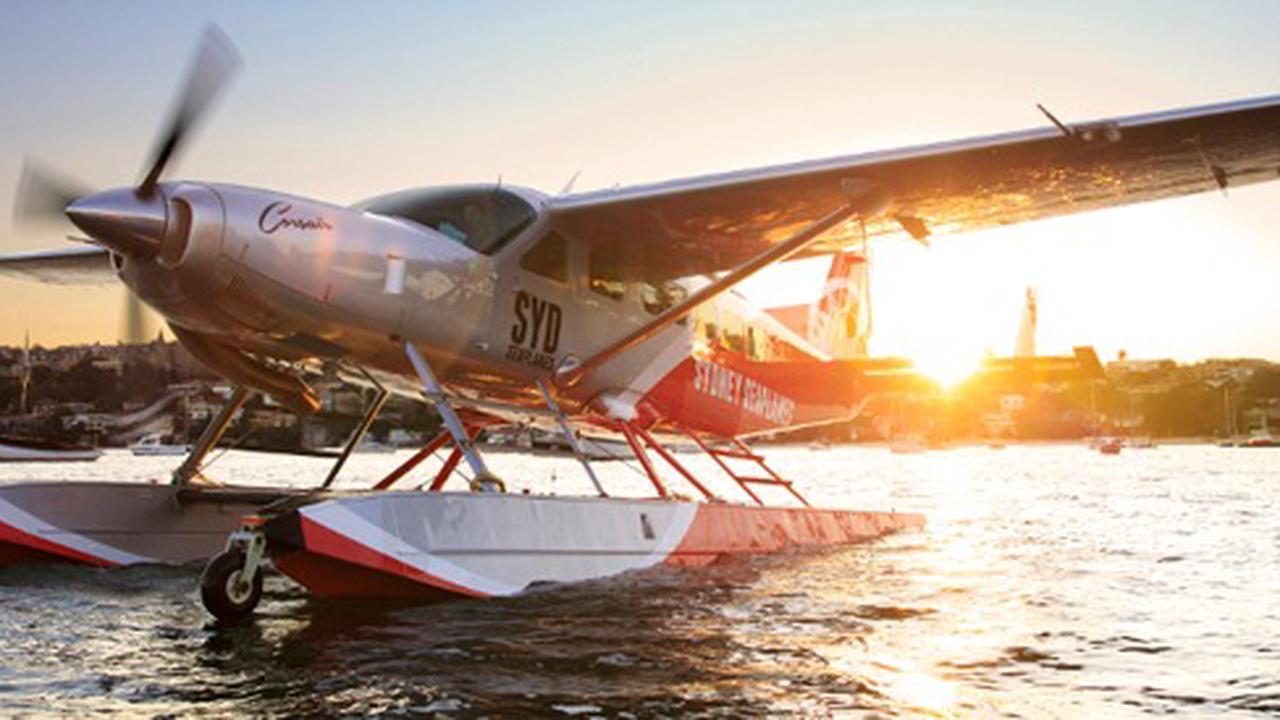 Sydney Seaplanes plans scheduled brand, electric fleet