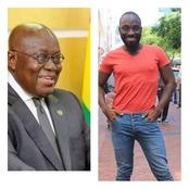 Ghanaian gay journalist Ignatius Annor reacts to the president's statement on LGBTQ.