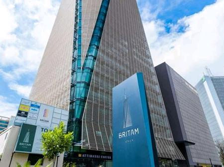Facts About The Britam Tower