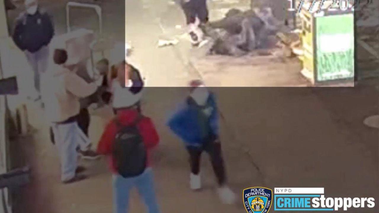 Man accused of assaulting panhandler