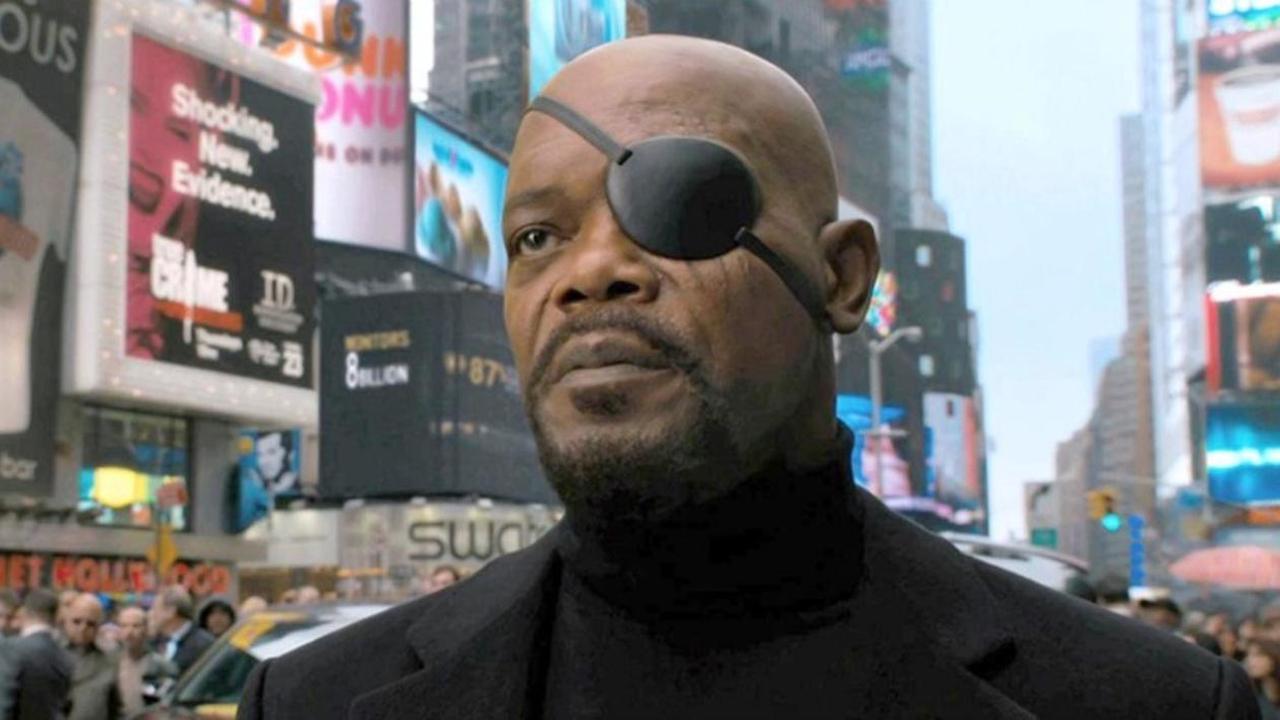Samuel L. Jackson To Star In Marvel's Nick Fury Series on Disney+
