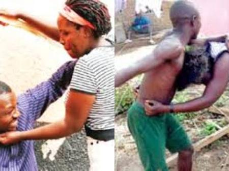 If It Is A Prison, I Am Ready, Even If It Is 10 Years, I Will Be Happy - Man Who Assaulted His Wife Says