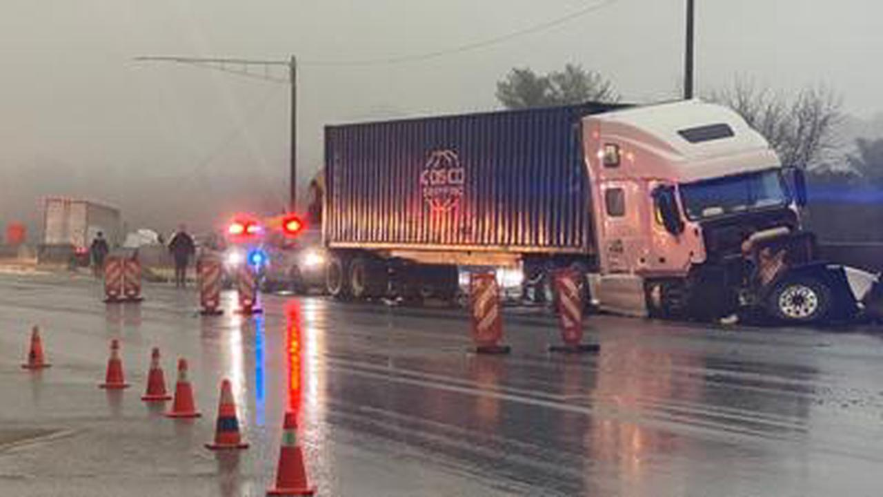 Driver cited in crash that closed I-78 in Berks for hours