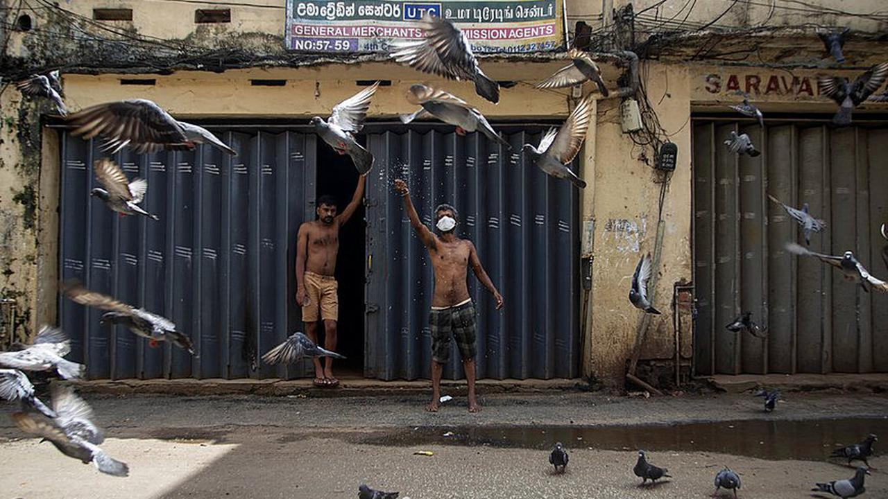 Asia Today: Sri Lanka closes fish market, expands curfew