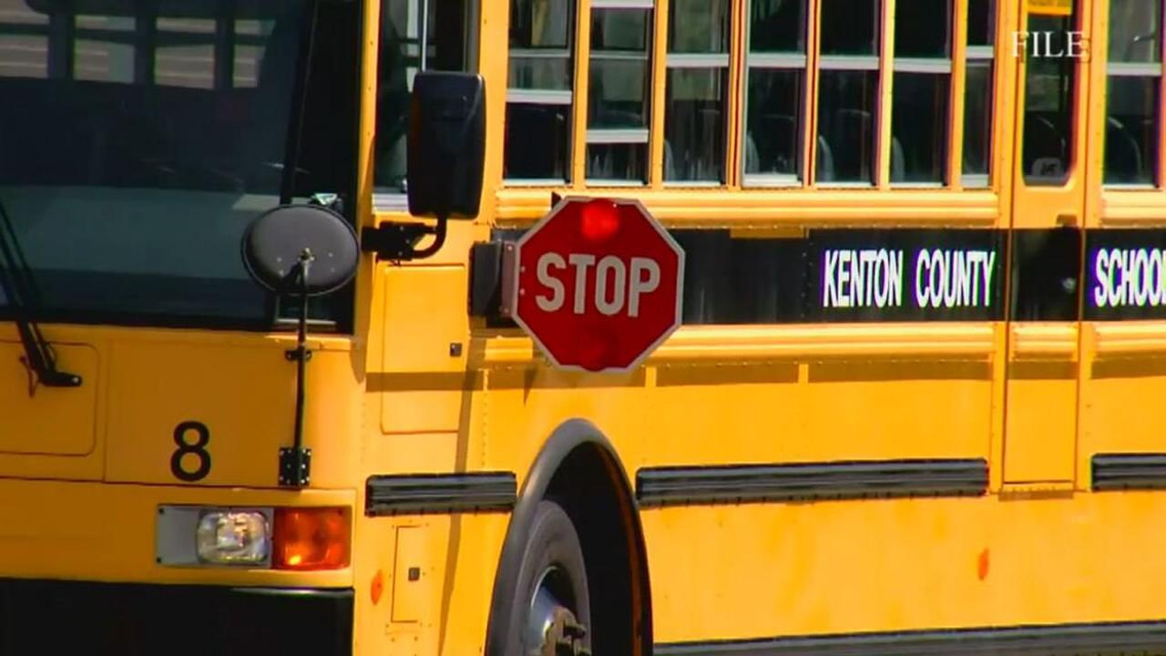 Kenton County School District raises pay to attract new bus drivers