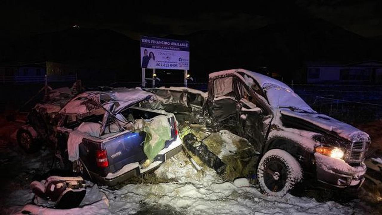 Authorities identify man killed in Tooele County crash Saturday