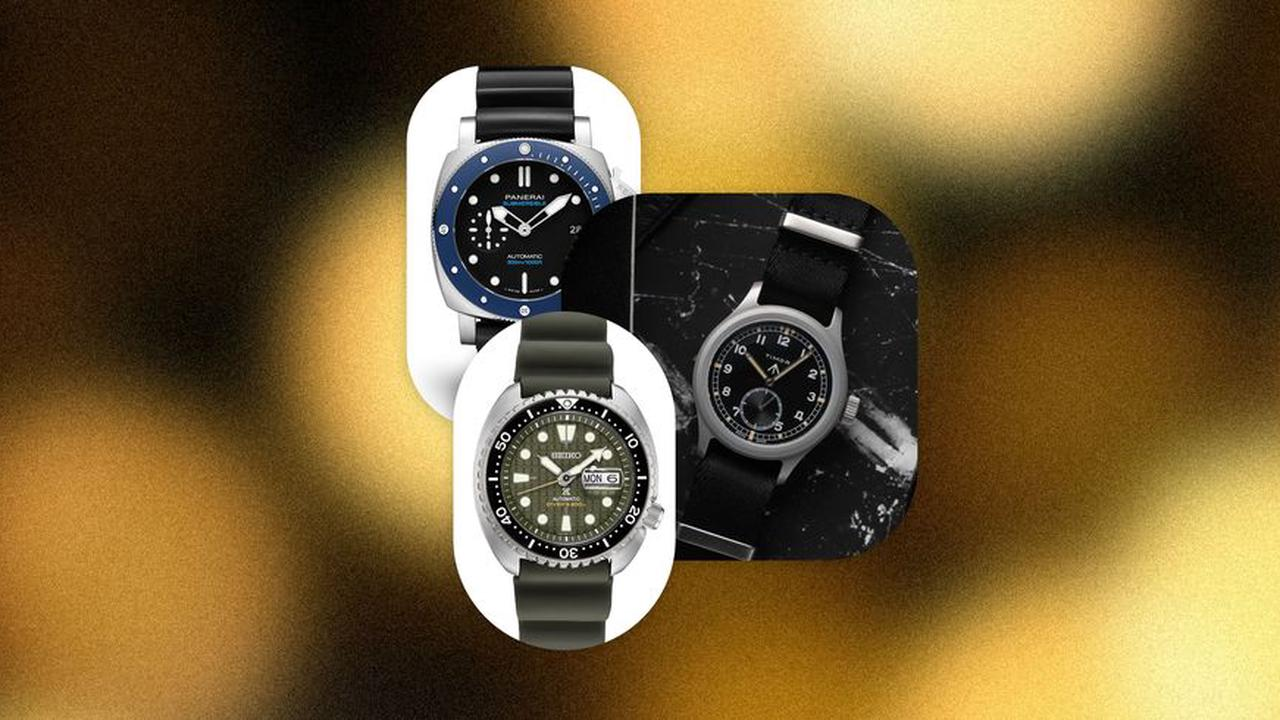 These Are Our Favorite Adventure Watches of 2020