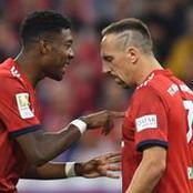 Ribéry invite Alaba et le Bayern à régler leurs différends pour que l'Autrichien reste à Munich