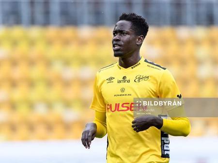 Harambee stars Defender Joseph Okumu Linked With a Ksh 300 million Move to Scottish Champions Team