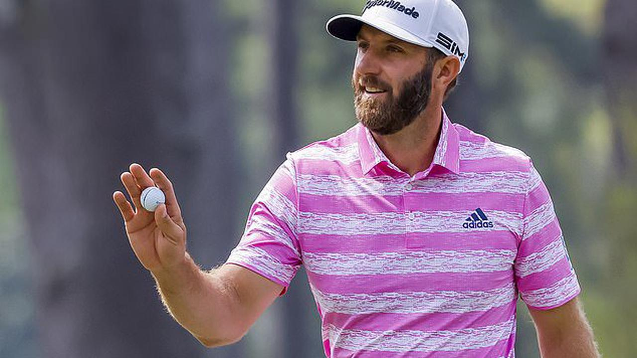 Dustin Johnson fights against a different beast at Augusta as the 2020 Masters champion leaves himself with an uphill task in aim of title defence following tough opening day