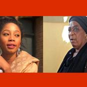 Things Get Hectic Between Kelly Khumalo And Senzo Meyiwa's Mother