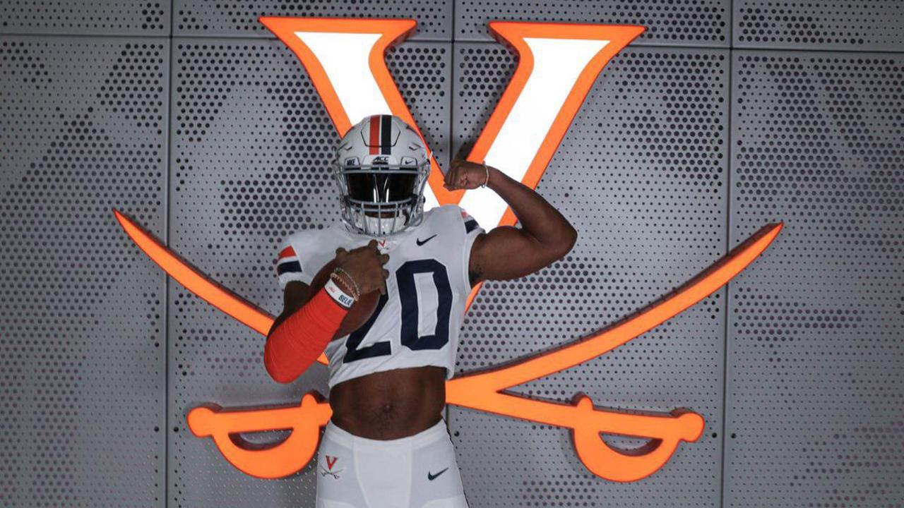 New Virginia football signee Amaad Foston has feature back potential