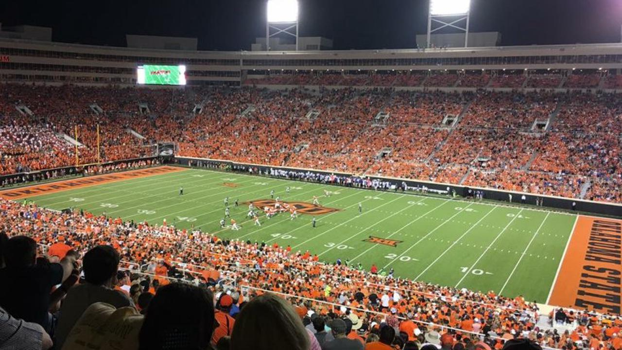 Oklahoma State 3.5-Point Favorites vs Iowa State in Week 8 Opening Odds