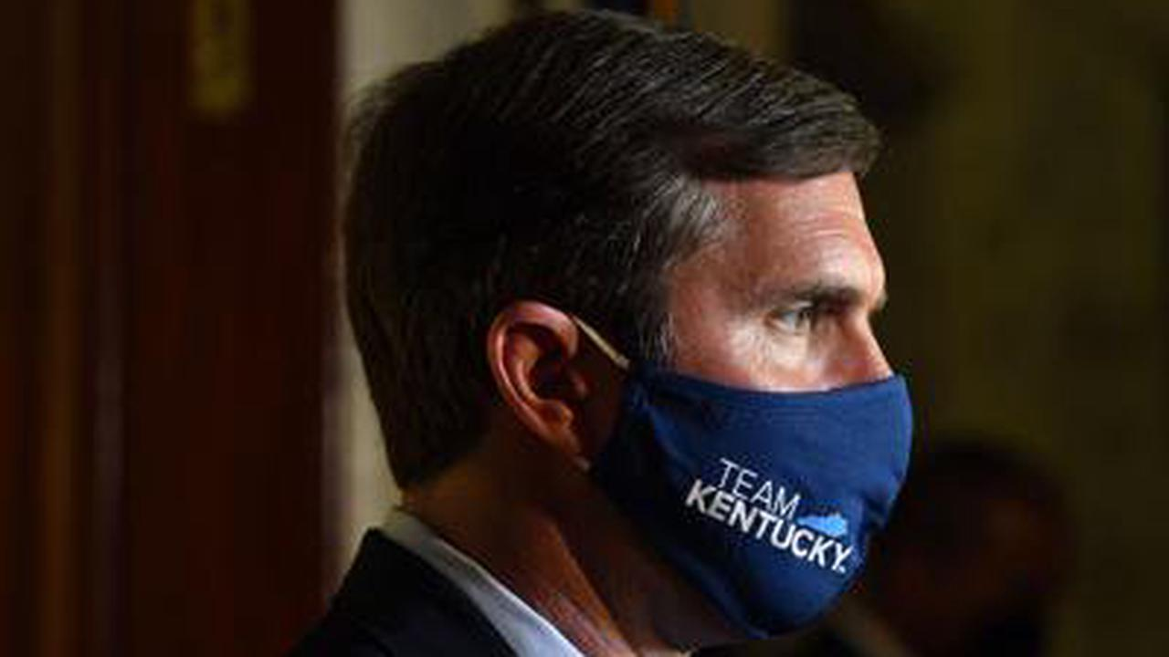 Beshear points to personal experience to tout mask wearing