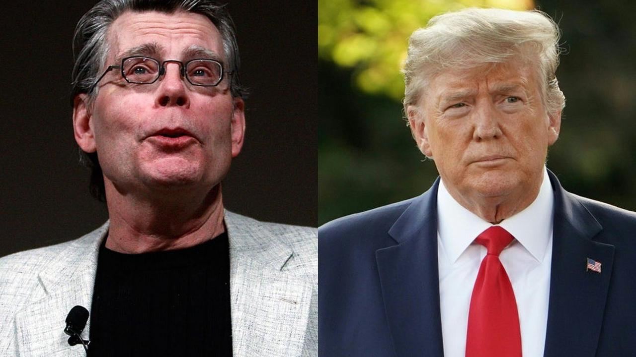 11 times Stephen King absolutely obliterated Trump on social media