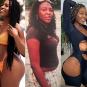 I transformed my body and now I make 25,000 dollars a month - Fitness trainer Morgan Dawson.[Photos