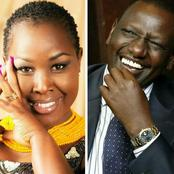 The Day DP Ruto Denied Having Affairs with Beautiful Emmy Kosgei