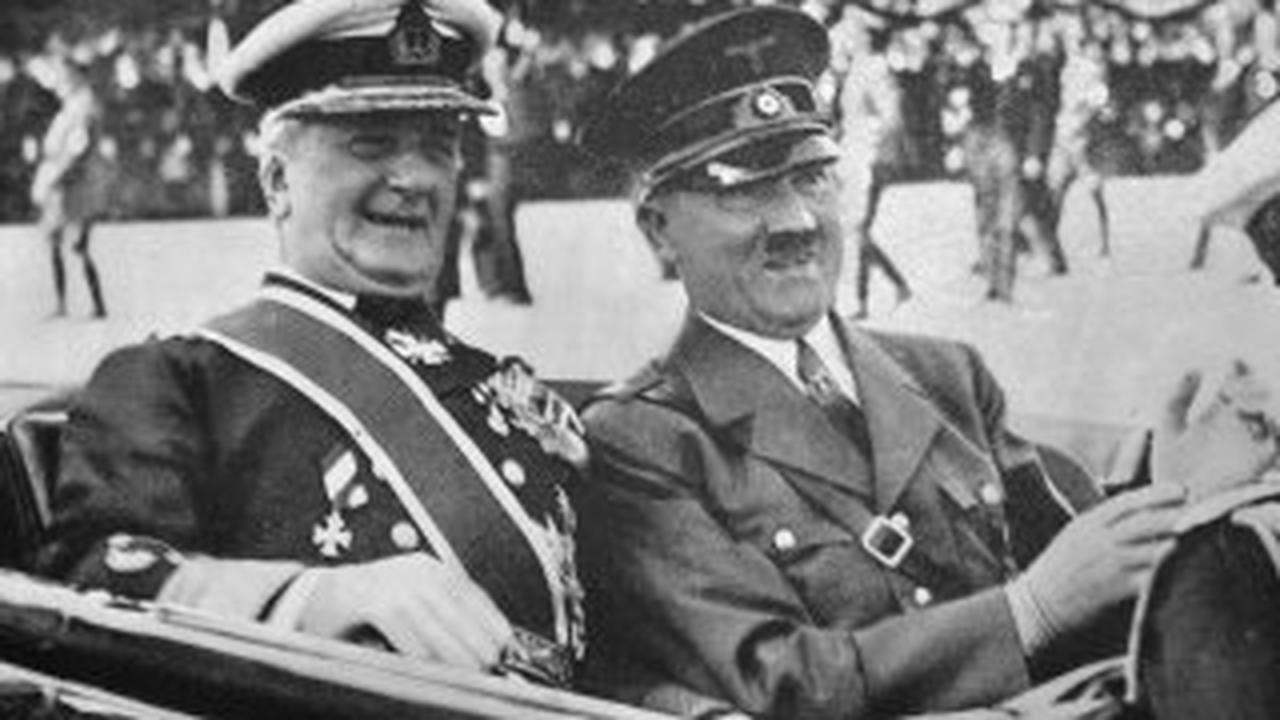 How One Leader Sided With Hitler in World War II (and Then Tried To Switch Sides)