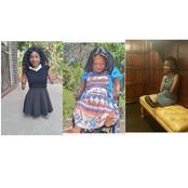 A 26-Old-Year Lady Who Was Born Without Hands, Limbs Gets Pregnant In Zimbabwe (Photos)